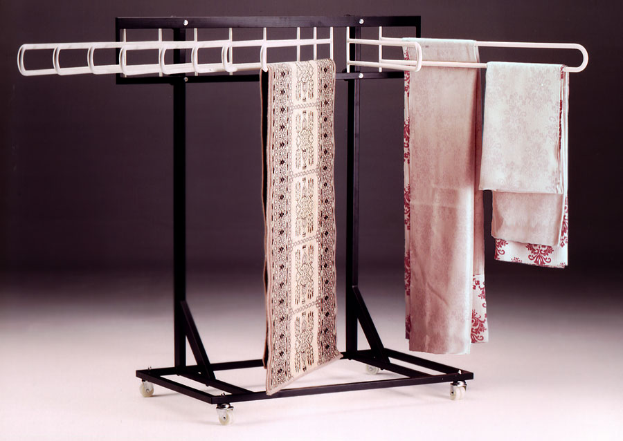Display stand for Kilims