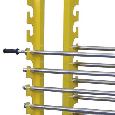 Tube rods